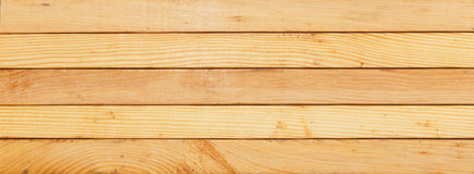 Varnished pine sticks Stock Photos