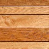 Varnished Planks Stock Photo