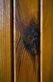 Varnished wood Stock Image