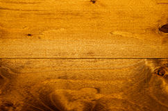 Varnished Wooden Panels Royalty Free Stock Photography