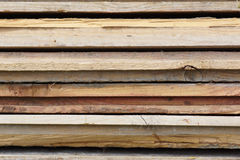 Varnished wooden surface. Royalty Free Stock Image