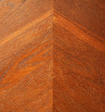 Varnished wooden surface Royalty Free Stock Image