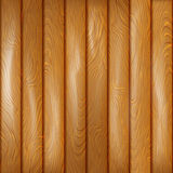 Varnished wooden texture Royalty Free Stock Photos