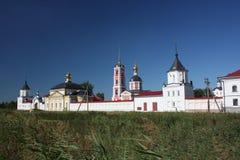 varnitsky trinity för klosterrussia sergiev Arkivfoton