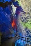 Varone Waterfall Lake Garda Royalty Free Stock Photo