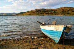 Varrão velho da pesca Fotos de Stock Royalty Free