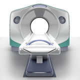 Varredor de MRI Imagem de Stock Royalty Free