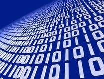 varredura 3D binária Imagem de Stock