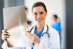 Varredura do doutor CT Imagem de Stock