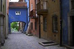 Varsóvia Imagem de Stock Royalty Free