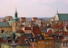 Varsóvia Imagens de Stock Royalty Free