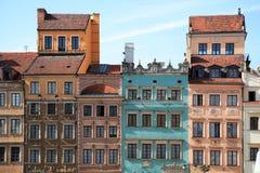 Varsóvia Fotografia de Stock