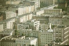 Varsóvia, Polônia Foto de Stock Royalty Free