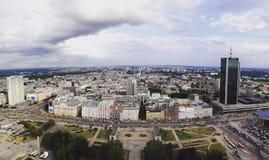 Varsóvia, Polônia Fotografia de Stock