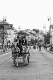 Varsóvia, Poland fotografia de stock