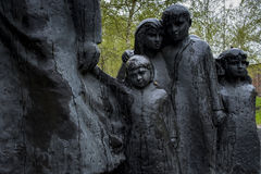 Varsóvia - Polland Imagens de Stock