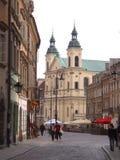 Varsavia fotografie stock libere da diritti
