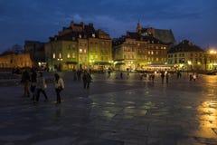 Varsavia - Polland Immagine Stock