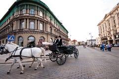 Varsavia, Polonia Fotografia Stock