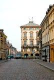 Varsavia, Polonia. Luogo del patrimonio mondiale dell'Unesco. Immagini Stock Libere da Diritti
