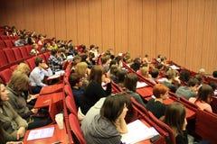 Conferenza Fotografie Stock