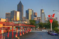 The Varsity in Atlanta, Georgia Royalty Free Stock Photography