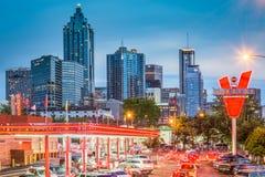 The Varsity in Atlanta Stock Photography