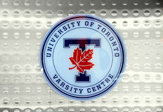 Varsity Centre - University of Toronto Royalty Free Stock Photo