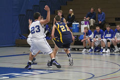 Varsity High School Basketball Royalty Free Stock Photos