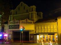Varsity Theatre Stock Photography