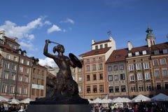 Varsovia Fotografía de archivo