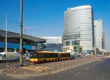 Varsovia imagen de archivo