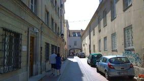 Varsovia Fotos de archivo libres de regalías
