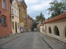 varsovia Foto de archivo libre de regalías