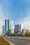 Varsovia céntrica Foto de archivo