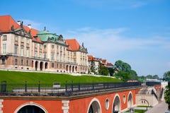 Varsovia, castillo real Imagen de archivo
