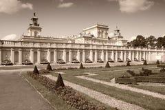 Varsovia, Polonia fotografía de archivo