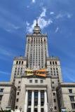 Varsovia, Polonia fotos de archivo