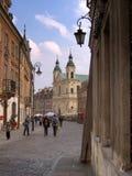 Varsovie Image libre de droits