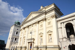 Varsovie images stock