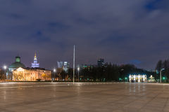 Varsovie, Pologne Image libre de droits