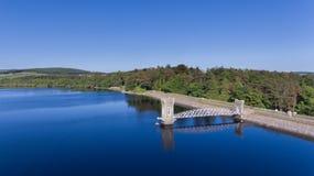 Free Vartry Reservoir. Roundwood. County Wicklow. Ireland. Stock Photography - 134094152