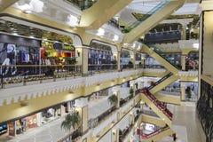 Varuhus i yekaterinburg, ryssfederation Royaltyfri Fotografi