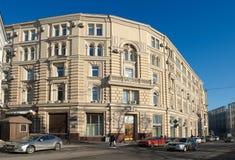 Varvarinskoe Podvorye em Moscou Foto de Stock Royalty Free