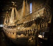 Vasa военного корабля Стоковые Изображения RF