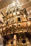 Vasa Dziejowy Drewniany statek Zdjęcie Stock
