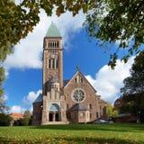 vasa gothenburg Швеции церков Стоковые Фото