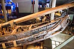 Vasa Historical Wood Ship royalty free stock photos