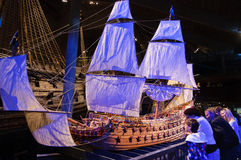 Vasa Museet Stockholm Royalty Free Stock Photo