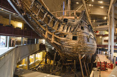The Vasa Museum in Stockholm Stock Images